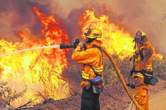 Estado prepara efetivo para combate aos incêndios florestais em 2021
